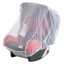 Mosquito net for baby car seat group 0/0+