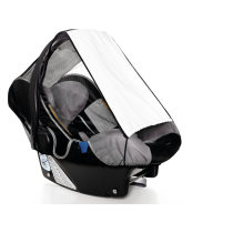 Sun canopy, sun sail for baby car seat group 0/0+ with mosquito net