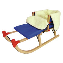 Footmuff of sled (toboggan) - 1